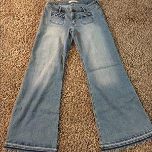 Hollister Jeans - Hippie Wide Bellbottom